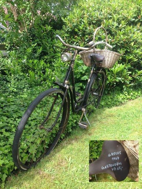 Gartendeko fahrrad - Gartendeko fahrrad ...